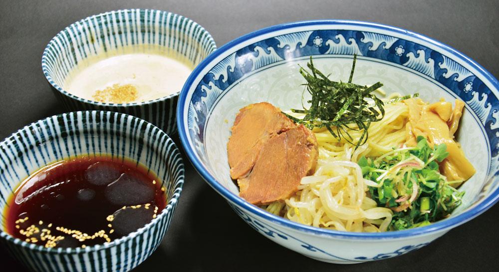 【夏季限定】特製つけ麺